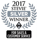 Silver Stevie Award - Customer Service Department of the Year - Telecommunications